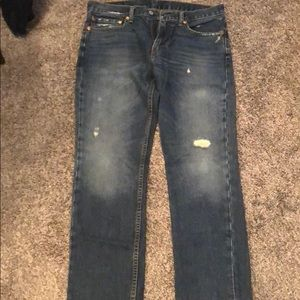 Levi 511 34x30 Jeans